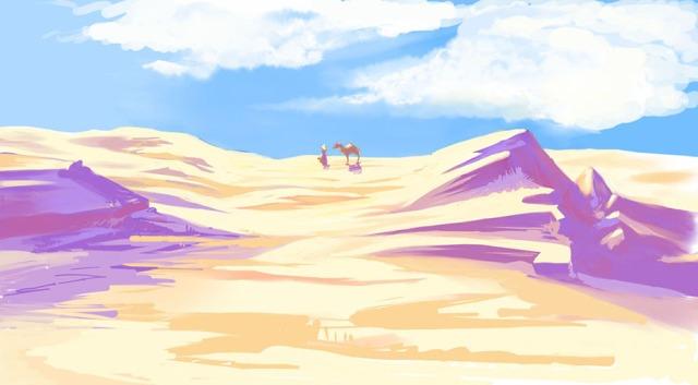 Colors-sketch-Desert-CBernt
